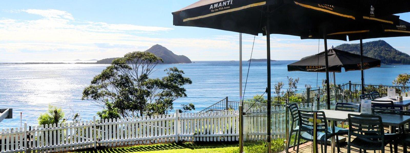 Inner Light Tea Rooms Port Stephens